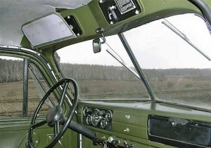 Недостатки первой кабины грузовика КАЗ-150