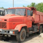 самосвал МАЗ-5551, описание автомобиля