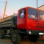 достоинства и недостатки грузового автомобиля КАЗ-4540