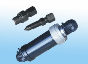 Основные параметры цилиндра подвески БелАЗа-540