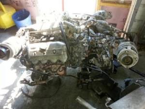 Дизельный двигатель экскаватора-погрузчика JCB 3CX