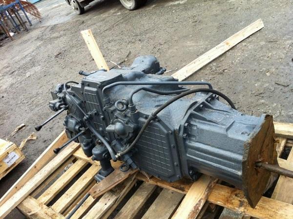 Основные характеристики КПП автогрейдера 18.05