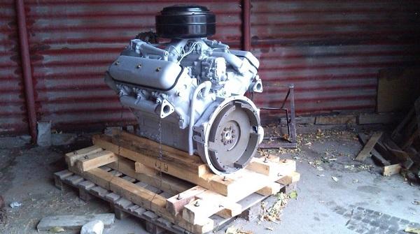 Особенности силовой установки автогрейдера ГС 18.05