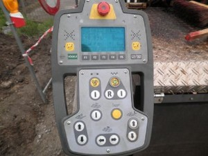 Основные особенности цифровой системы управления (DPC) для асфальтоукладчика Vogele Super 1600-2