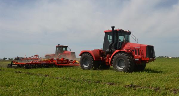 Основное навесное оборудование для трактора