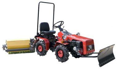 История создания мини-трактора «Беларус» 132Н, обзор технических характеристик