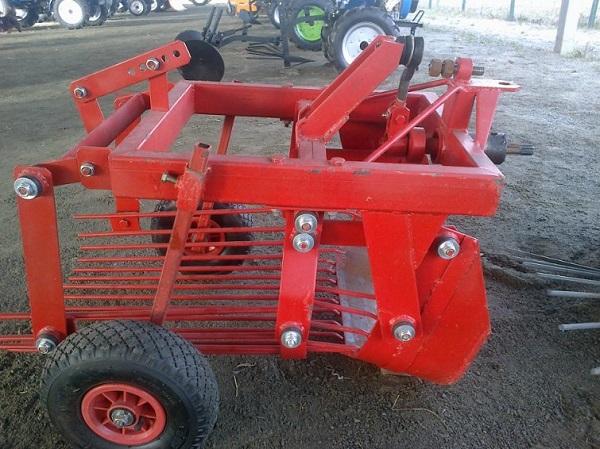 Основные характеристики картофелекопалки для модели мини-трактора «Беларус» 132Н