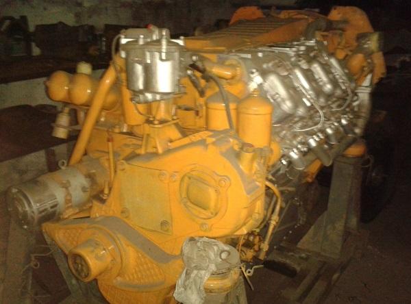 особенности эксплуатации двигателя бульдозера Т-330