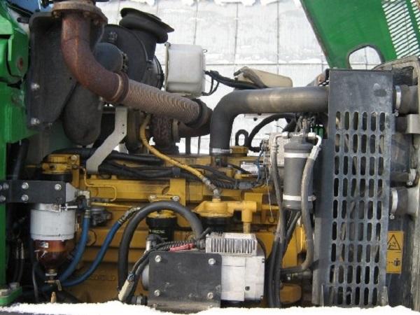 двигатель форвардера, его технические характеристики