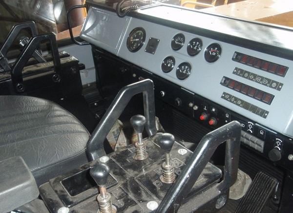 как управлять бульдозером Т-330