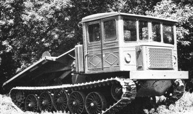 Назначение и особенности трелевочного трактора ТДТ-75