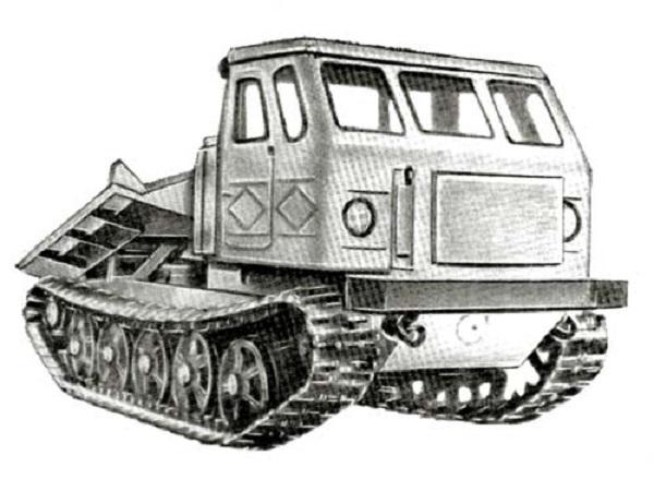 главные особенности ТДТ-75, его эксплуатационные характеристики