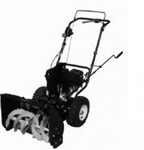 Применение снегоуборщика Champion ST556
