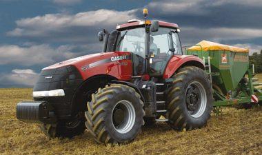 Описание трактора Кейс Магнум (CASE Magnum) 340, его технические характеристики