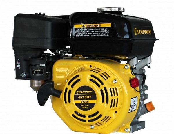 Обслуживание двигателя снегоочистителя Champion ST556