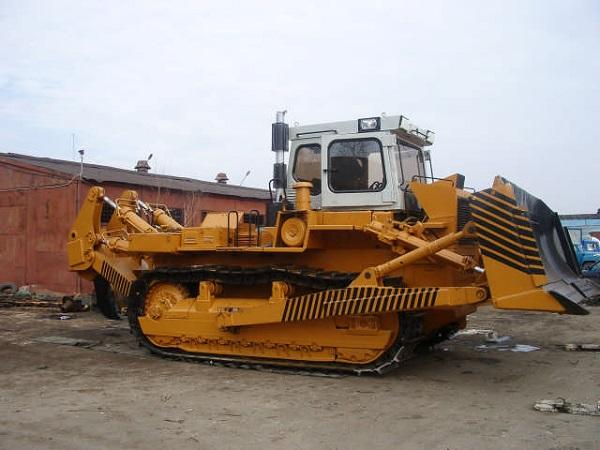 особенности эксплуатации и технические характеристики бульдозера Т-330