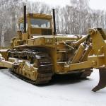 особенности эксплуатации, нюансы конструкции бульдозера Т-330