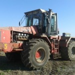 некоторые нюансы использования трактора Кировец К-744р