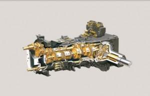 трансмиссия трактора Кейс Магнум 340
