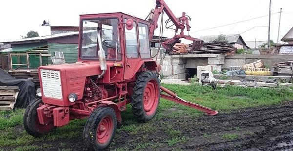 Где применяют трактор Т-25