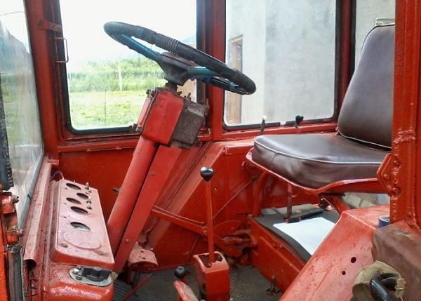 описание кабины трактора Т-25