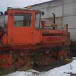 подробный обзор и технические характеристики трелевочного трактора ТДТ-75