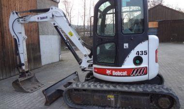 обзор bobcat 435
