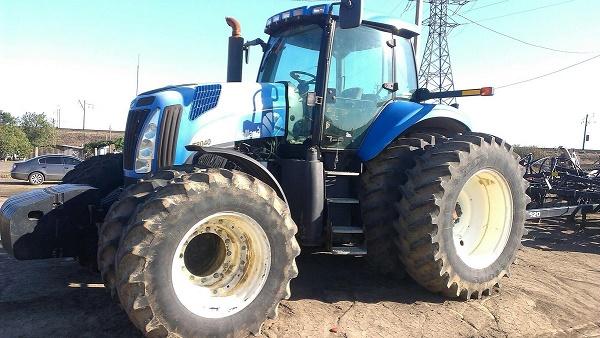 дополнительное оборудование для трактора Нью Холланд