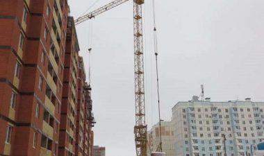 эксплуатация башенного крана КБ-408 при строительстве дома