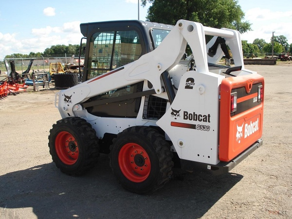 какие технические характеристики имеет bobcat s530