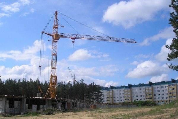 особенности управления башенным краном