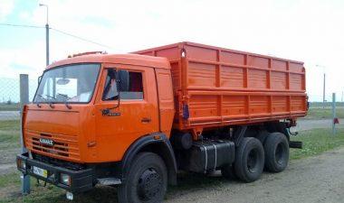 обзор и технические характеристики сельхозника КамАЗ 45143