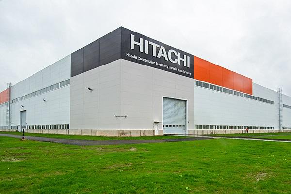 Где в России находится завод Hitachi