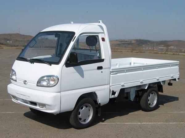 обзор бортового грузовика бортовой грузовик FAW (ФАВ) CA 1010