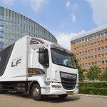 грузовик для городских перевозок