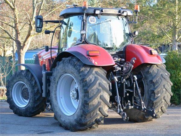 за какую цену можно купить колесный трактор Кейс Пума