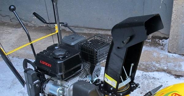 описание двигателя снегоуборщика СМ-566 Э