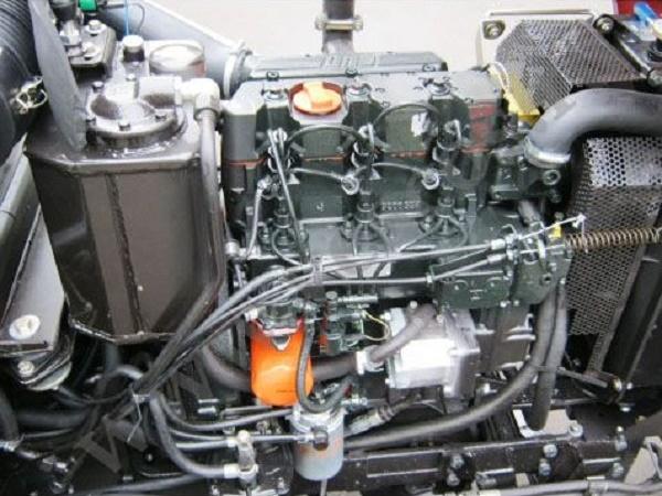 обзор двигателя минитрактора
