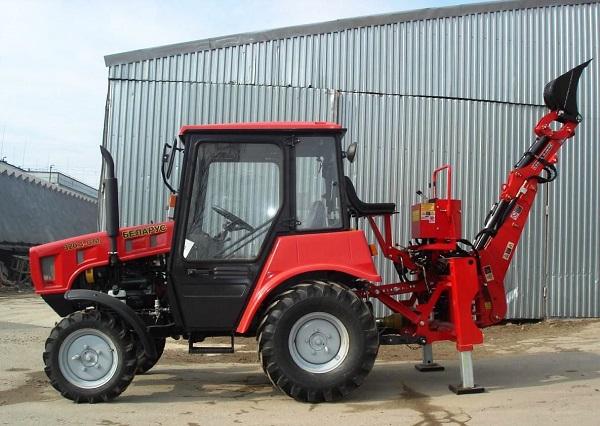 особенности функционирования гидравлической системы трактора Беларус 320
