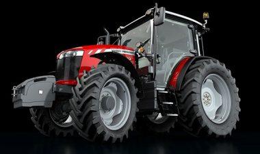 описание колесного трактора Massey Ferguson 6713