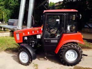 трактор 320.4М, Беларусь