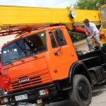 информация об автокране Ивановец 25 тонн
