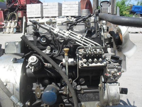 характеристика двигателя мини-погрузчика