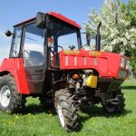 подробное описание трактора Беларус-320