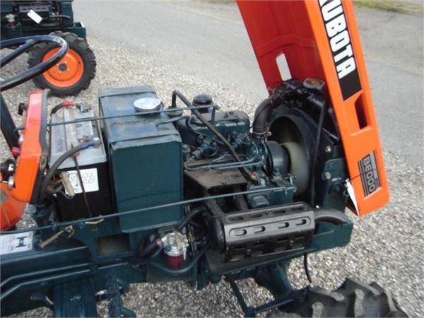 ТНВД, двигатель 2cyl kubota zl600