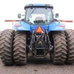 описание и технические параметры трактора Нью Холланд T8040