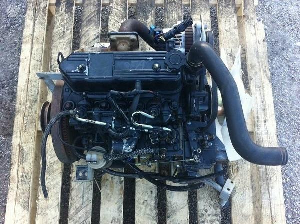 обзор двигателя мини-тракторов Кубота
