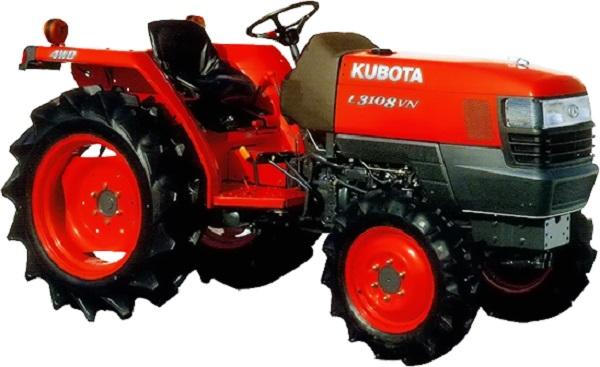 обзор мини-трактора Кубота L3108